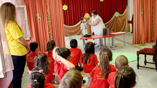 Телемедицина за деца